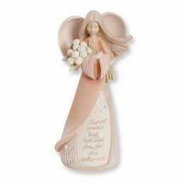 Foundations Mother Angel Figurine